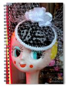 Rosy Cheeks Spiral Notebook