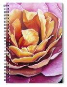 Rosy Dew Spiral Notebook
