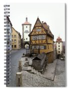 Rothenberg, Germany Spiral Notebook