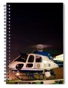 Rotor Spiral Notebook