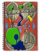 Rotten Tree Rotten Fruit Spiral Notebook