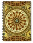 Rotunda Spiral Notebook