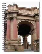 Rotunda Palace Of Fine Art - San Francisco Spiral Notebook