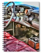 Rough Riding By Diana Sainz Spiral Notebook