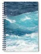 Rough Waves 1 Offshore Spiral Notebook