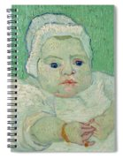 Roulin's Baby Spiral Notebook