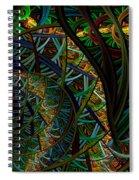 Round 2 Spiral Notebook