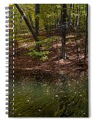 Round The Bend  Spiral Notebook