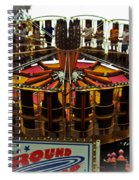 Round Up Dream Spiral Notebook