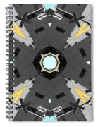 Roundhouse Spiral Notebook