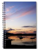 Roundstone Harbour Spiral Notebook