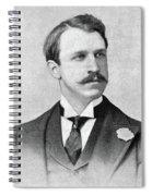 Rounsevelle Wildman (1864-1901) Spiral Notebook