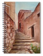 Roussillon Walk Spiral Notebook