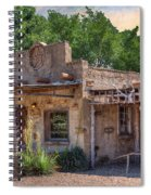 Route 66 - A Stroll Through The Past  Spiral Notebook