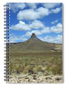 Route 66 - Arizona Mountain Spiral Notebook