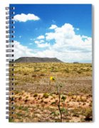 Route 66 Arizona Spiral Notebook