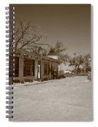 Route 66 - Bent Door Cafe Spiral Notebook