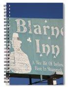 Route 66 - Blarney Inn Spiral Notebook