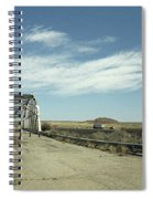 Route 66 Bridge - New Mexico Spiral Notebook