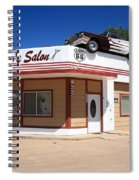 Route 66 - Desoto's Salon Spiral Notebook