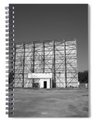 Route 66 Drive-in Movie Spiral Notebook
