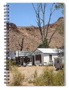 Route 66 - Ed's Camp Spiral Notebook