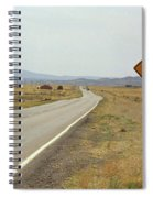 Route 66 - New Mexico Highway Spiral Notebook