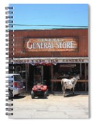 Route 66 - Oatman General Store Spiral Notebook
