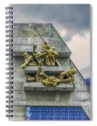 Rowdy Jays Fans Spiral Notebook