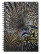 Rowel					 Spiral Notebook