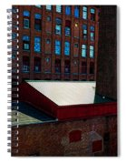 Roy Hill Mill  Spiral Notebook