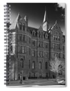 Royal Conservatory Of Music Spiral Notebook