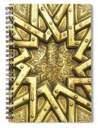Royal Palace Fes Morocco  Spiral Notebook