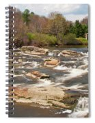 Royal River 0161 Spiral Notebook