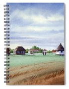 Royal Saint George's Golf Course Spiral Notebook