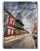 Royal Street Mist V2 Spiral Notebook