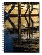 Royal Winner Queen Spiral Notebook