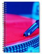 Royall Groove In Vertical Format Spiral Notebook