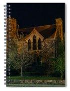 Roycroft Chapel Spiral Notebook