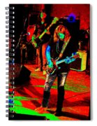 Rrb #17 Enhanced In Cosmicolors Spiral Notebook