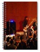 Rrb #20 Spiral Notebook