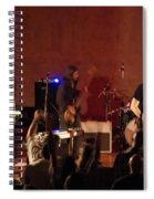 Rrb #25 Spiral Notebook