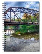 Rt 106 Bridge Spiral Notebook