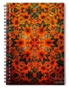 Rudi 2 Texture Spiral Notebook