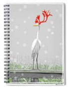 Rudolph Spiral Notebook