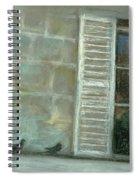 Rue Cler Spiral Notebook
