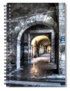 Rue De Bearn Spiral Notebook