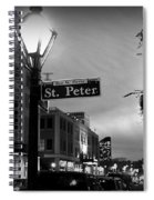 Rue St. Pierre Spiral Notebook