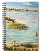 Ruedisale Spiral Notebook