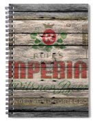 Ruffs Imperial Spiral Notebook